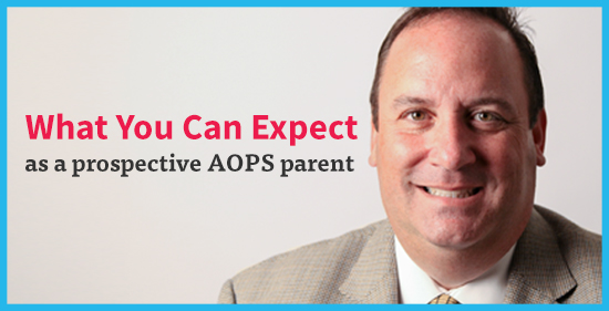 prospective AOPS parents